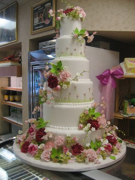 """food network wedding cakes 