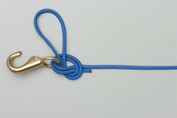Tutorial on Palomar Knot Tying