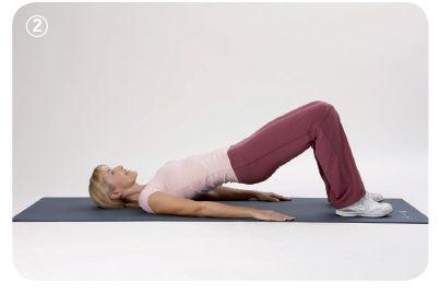 cvik na posílení svalstva pánevního dna 2