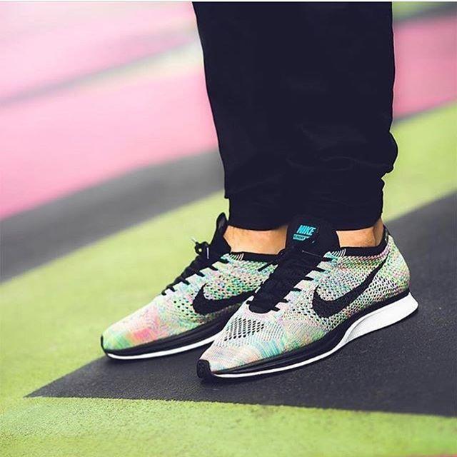 Nike Flyknit Racer Multicolor  by @lucasblackman  _________________________________________________________________#nike #flyknit #racer #multicolor #highsnobiety #igkicks #igsneakercommunity #igsneakerhead #sneaker #sneakerhead #shoeporn #sneakerfreaker #sneakerlove #sneakerholics #sneakernautics #sneakerporn #snkr #snkrart #snkrhds #soleonfire #soletoday #womft #yeezy #airmax90 #kiel #am90 #nikeid #womft _________________________________________________________________