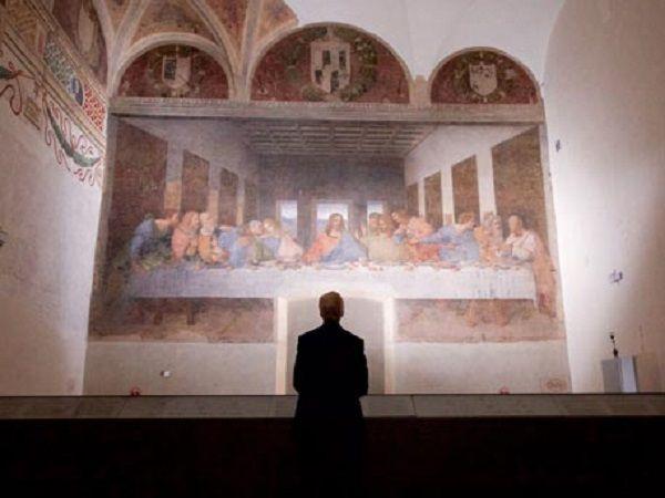 """Ceea ce nu se știa până acum despre cel mai misterios tablou al lui Leonardo da Vinci: """"Cina cea de Taină""""! - Perfect Media"""
