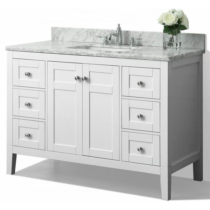25+ Best Ideas About Single Sink Vanity On Pinterest