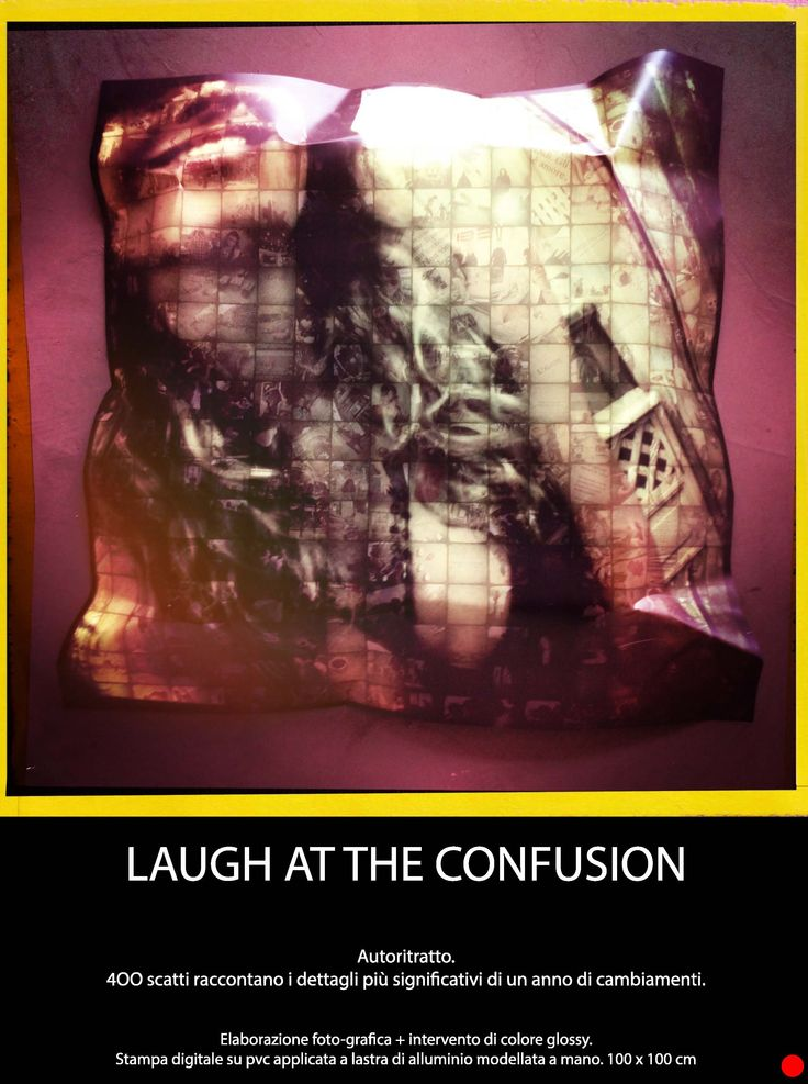 LAUGH AT THE CONFUSION