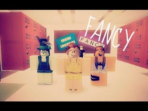Fancy Roblox Music Video - YouTube