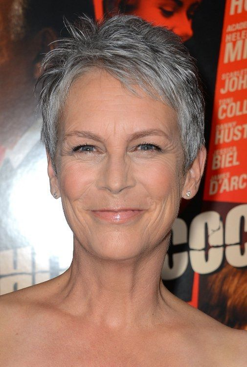 nice Short Hairstyles for Grey Hair