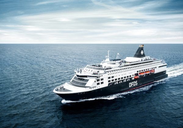 DFDS redesign by HEAVY™