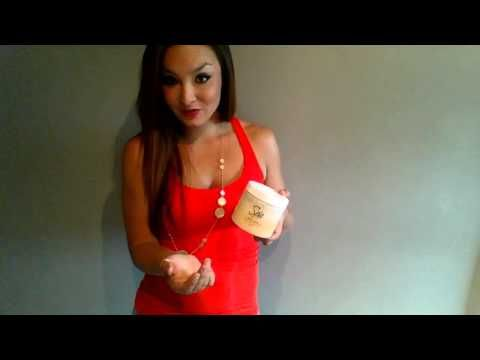 Kat Burton-Silky Soft Body Scrub - YouTube