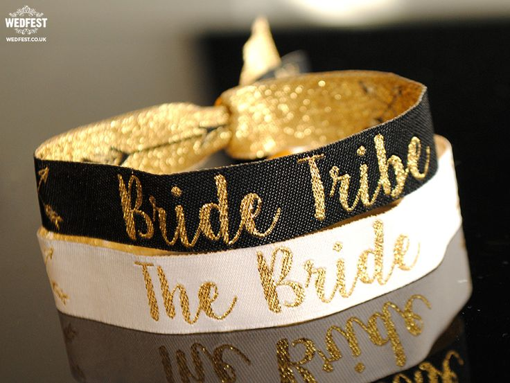 bride tribe the bride wristband hen night http://www.wedfest.co/bride-tribe-hen-party-wristbands/
