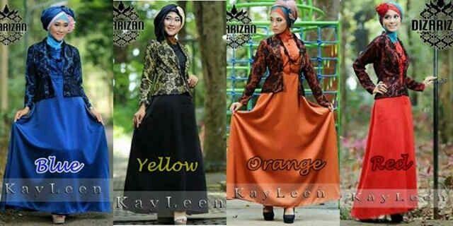 Muslimah dress