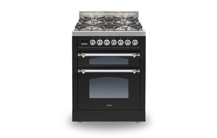Ilve Milano 70 Twin 4 Burner Range Cookers Rangecookers Co Uk 27