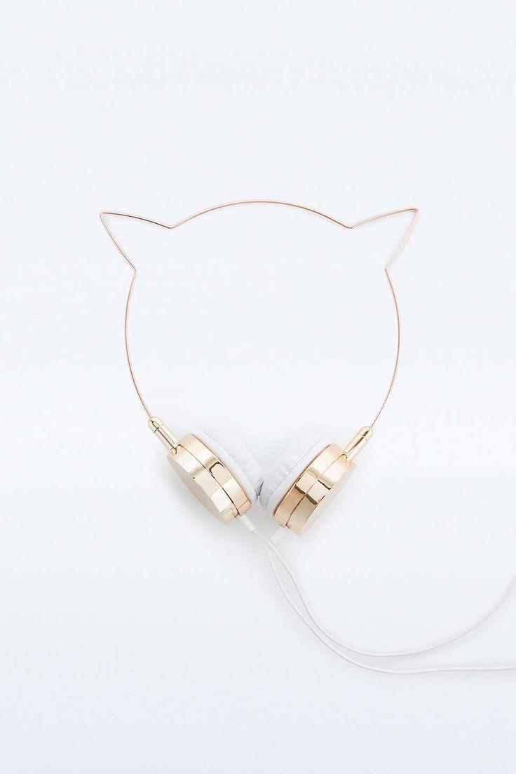 6,6 audifonos de gatitos