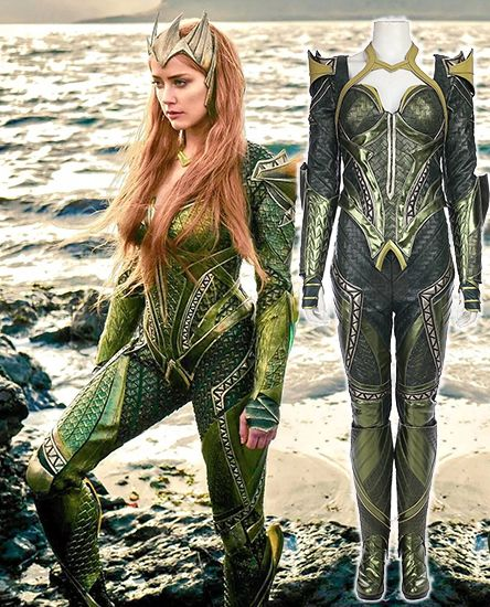 Introducing you the most screen accurate and fabulous attire of the hot movie Justice League Woven leather Aquaman cosplay costume,worn by the Arthur Curry in the movie. The original look costume glamorously appeared with high quality and the most important thing is that you can custom made according to your own size.
