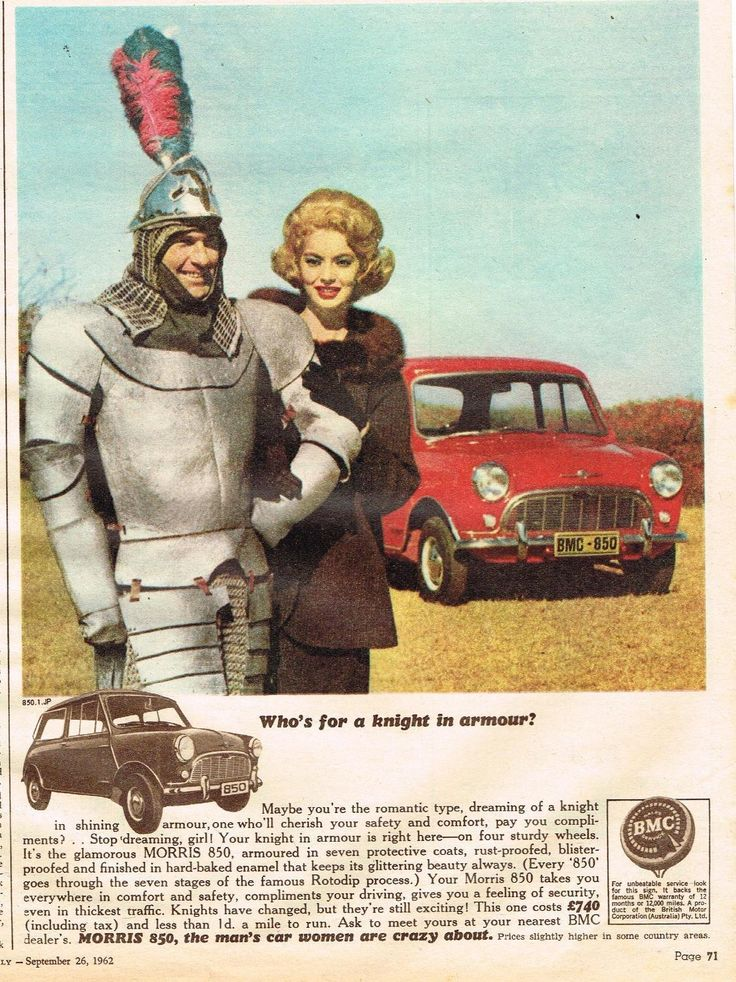 Original BMC MINI MORRIS 850 CAR 1960s Australian Vintage Print Advertising SSV • AUD 23.45 - PicClick AU
