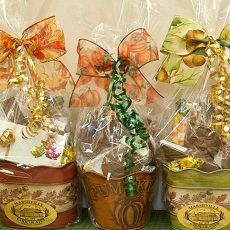 Marshville Chocolates Featured Products Fall baskets thanksgiving gifts