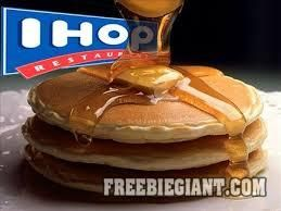 Free Pancakes At IHOP March 3-IHOP National Pancake Day - http://freebiegiant.com/free-pancakes-ihop-march-3-ihop-national-pancake-day/ On March 3, you will be able to get one free short stack of pancakes at IHOP in honor of National Pancake Day.  If you would like to get your free short stack at IHOP, simply go in on March 3, 2015 and order your free pancakes. This offer is limited to one per person and valud at dine-in...