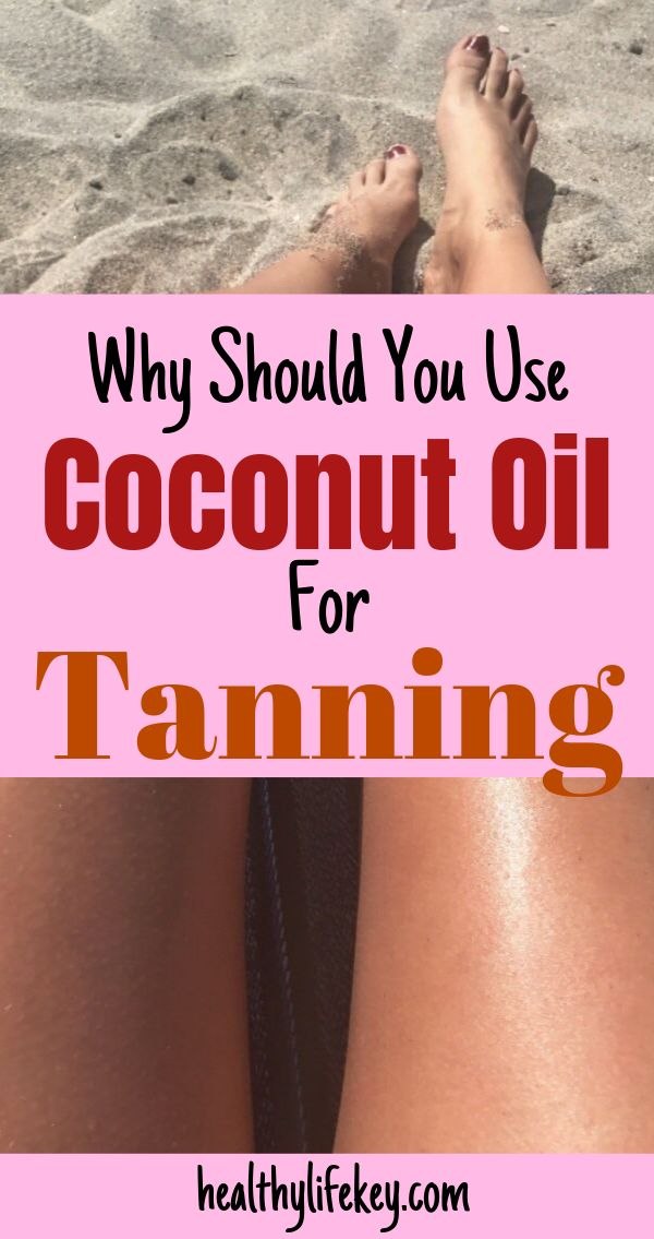 4 Easy Recipes To Use Coconut Oil for Tanning
