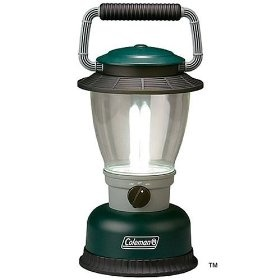 Coleman Rugged Battery Powered Lantern (Family Size), (camping, emergency supplies, lantern, lights, lanterns, led lantern, emergency, emergency kit lantern, emergency kit, emergency light)