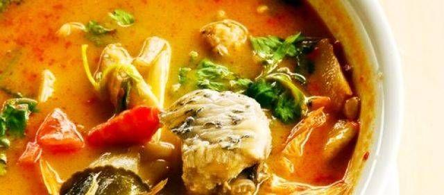 Thaise Soep Met Restjes Kalkoen recept   Smulweb.nl