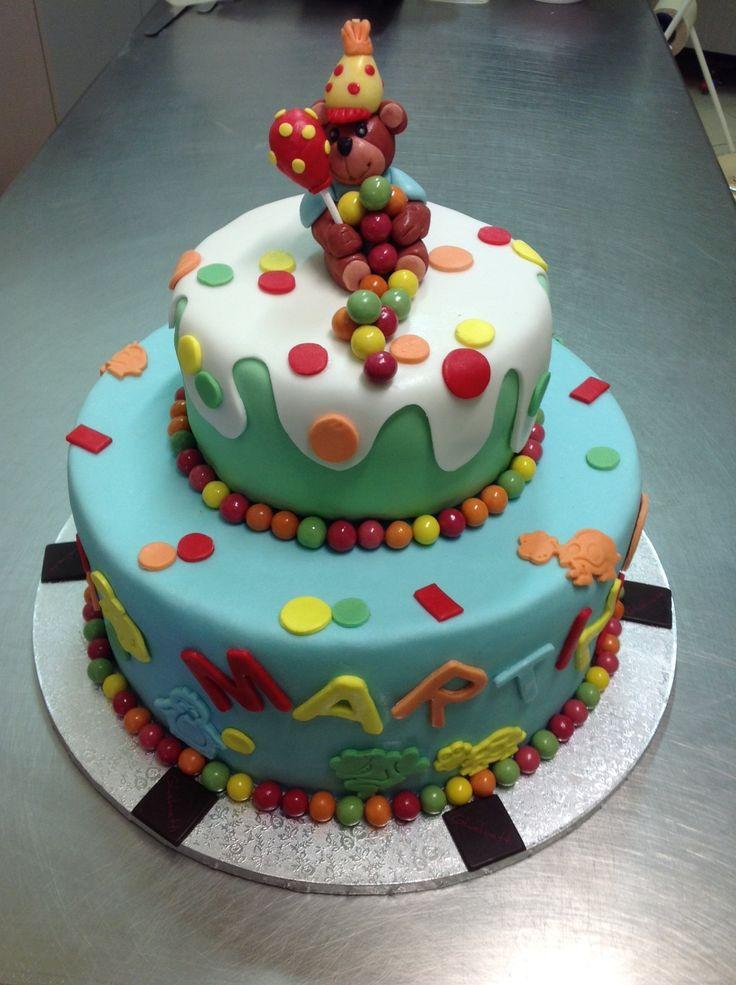 17 Migliori Idee Su Decorazione Della Torta Di Compleanno