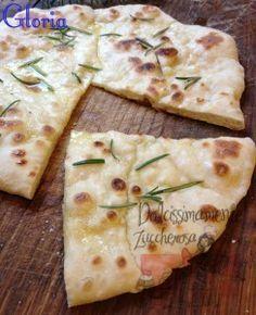 Esuberi di Pasta Madre - Focaccia ricetta semplice cottura in padella