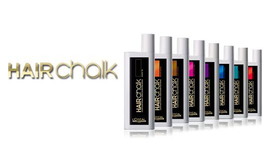 HAIRChalk - L'Oréal Professionnel Pro Only