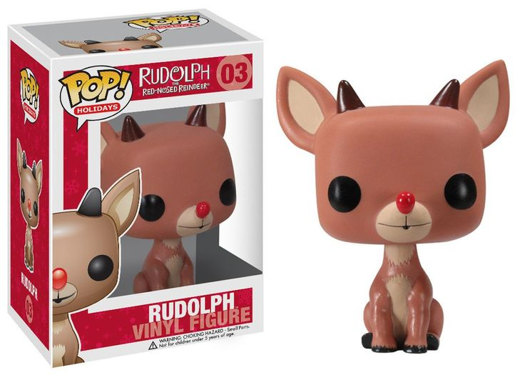 Pop! Movies: Rudolph the Red-Nosed Reindeer - Rudolph
