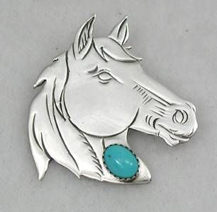 Resultado de imagen para turquoise horse jewelry
