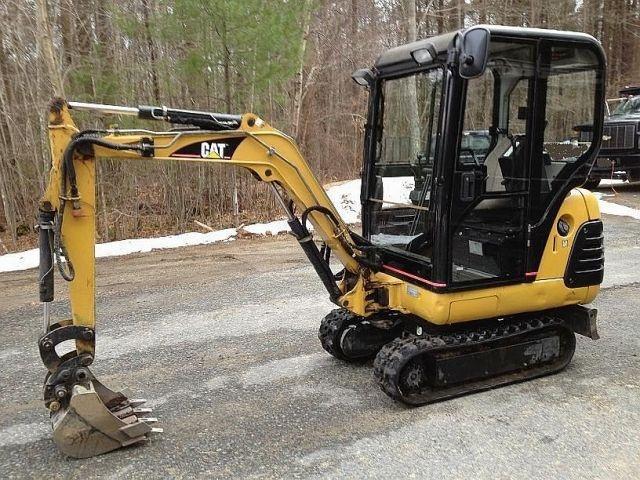 Caterpillar Mini Excavators http://www.rockanddirt.com/equipment-for-sale/CATERPILLAR/excavators-mini