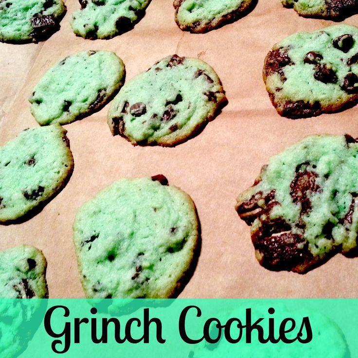 Merry mint cookie recipe