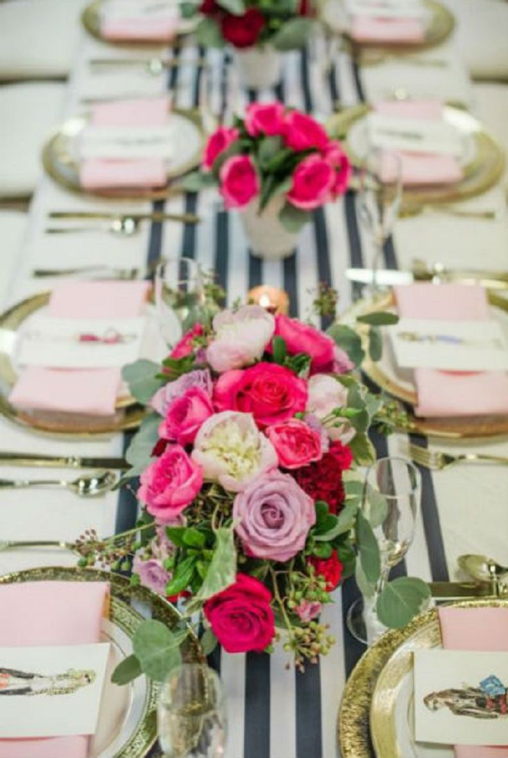 Valentine's Day Ideas: Set Your Table For The Romance