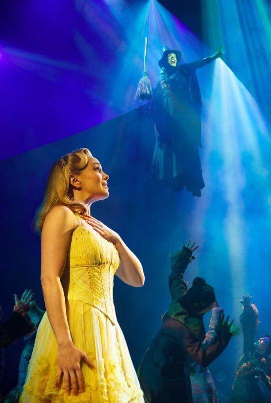 Wicked the Musical (Rachel Tucker Elphaba)