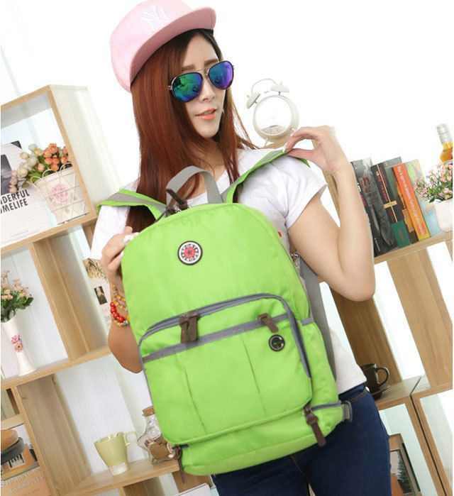 Portable Waterproof Messenger Bag Backpack Camping Bag Day Pack Travel Bags http://campingtentlovers.com/tent-camping-tips/