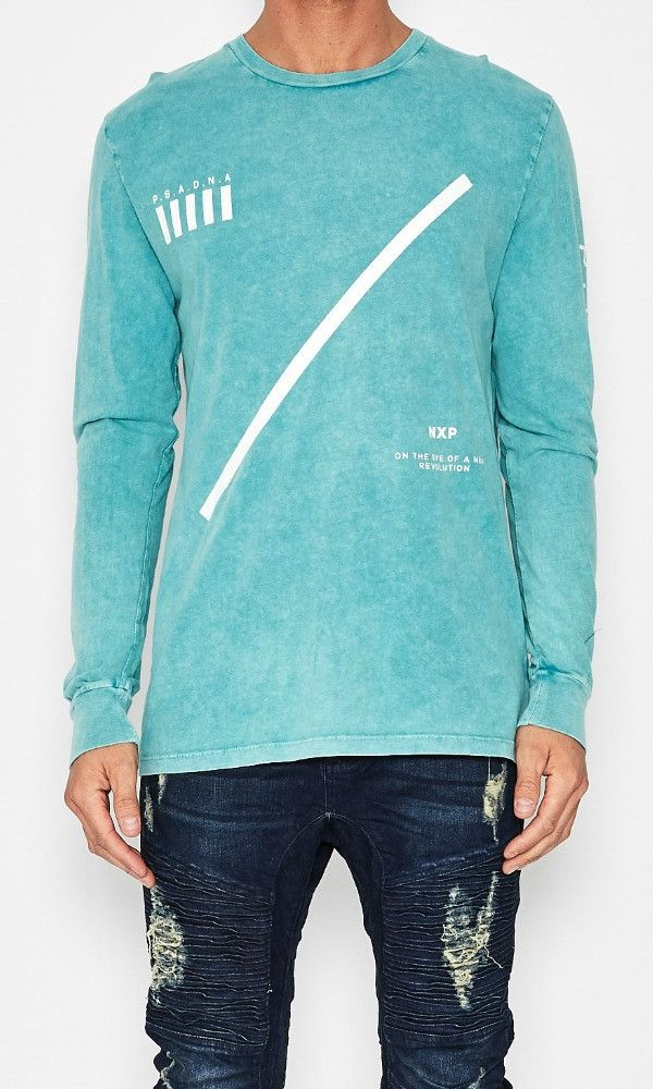 Nena & Pasadena - Machine Long Sleeve T-Shirt