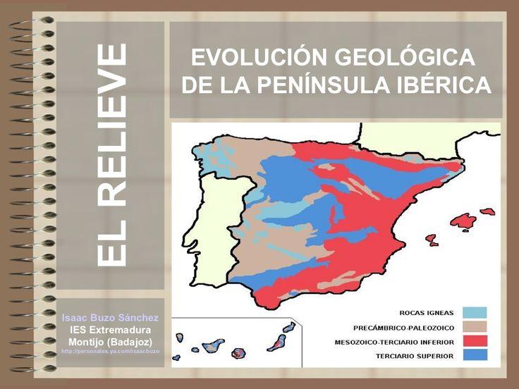 historia-geologica by Isaac Buzo via Slideshare