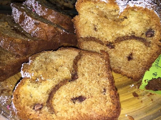 Recettes d'une mère de famille nombreuse: Cake Speculoos facile et irrésistible, inspiration Philippe Conticini