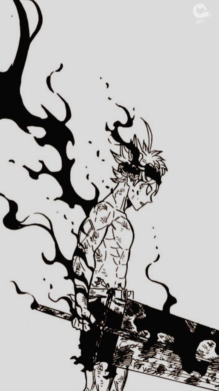 Pin By Jaeger On Anime Black Clover Anime Black Clover Manga