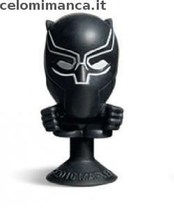 Megapopz Avengers: Fronte Figurina n. 15 Black Panther