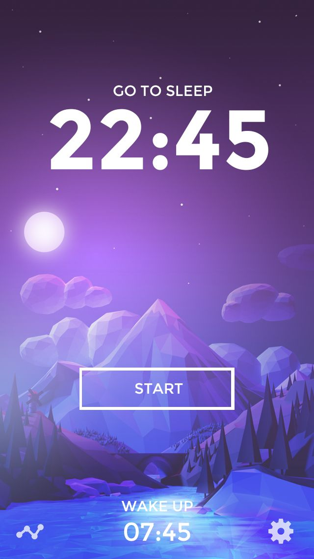 I really like this Low Poly Work by Jona Dingestwo for www.enoughsleepapp.com