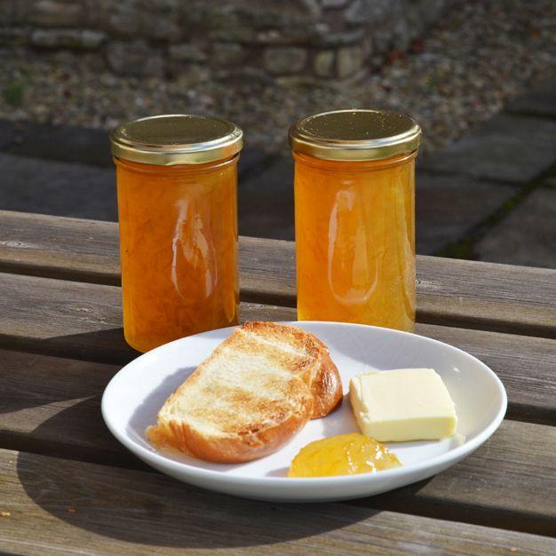 Lemon and Ginger Marmalade