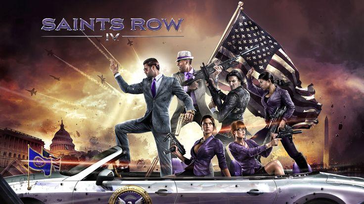Saints Row IV Gameplay Walkthrough
