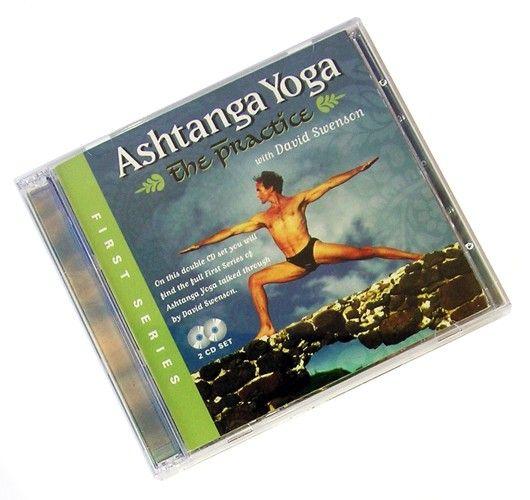 Ashtanga Yoga: First Series Practice Audio CD - David Swenson fra Komplettyoga. Om denne nettbutikken: http://nettbutikknytt.no/komplettyoga-no/