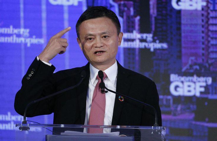 LQ? Jack Ma explains.