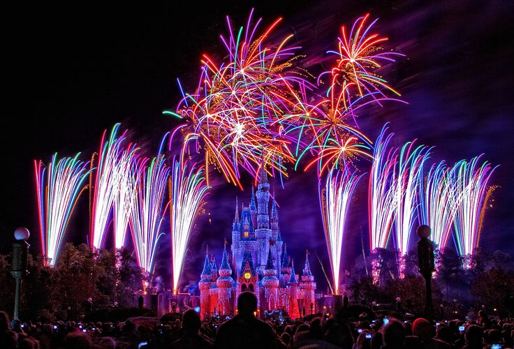 july 4th disney world