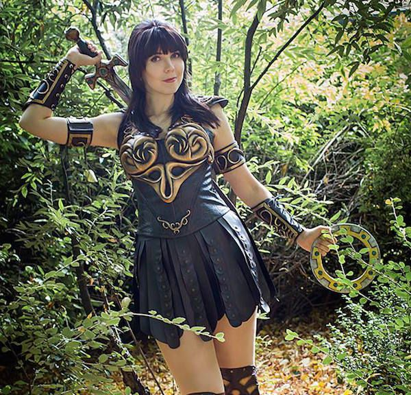 Learn How To Make A Top Notch Xena Cosplay