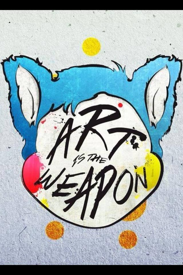 My Chemical Romance - Art Is The Weapon - YouTube