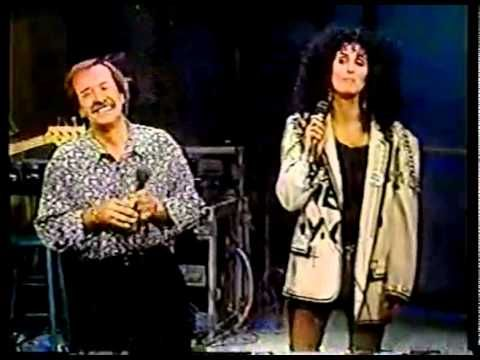 Sonny and Cher - I Got You Babe (Letterman Show)