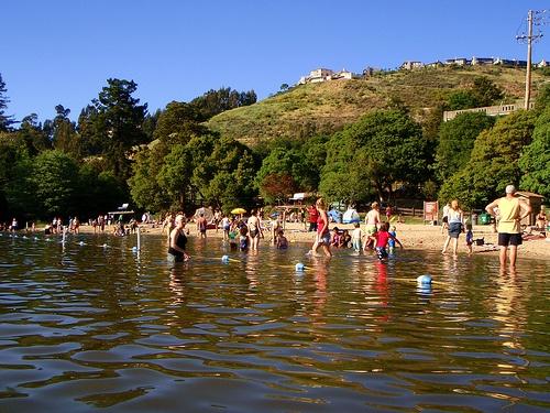 Lake Temescal-Oakland, California