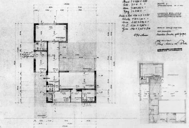222 Best Images About Arq Mies Van Der Rohe Ludwig 1886