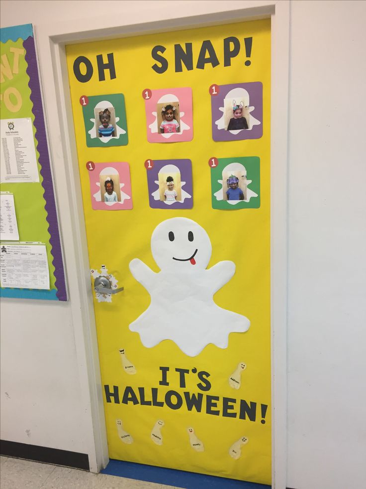 The 25+ best Halloween classroom door ideas on Pinterest