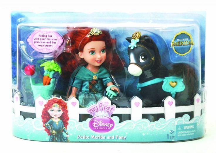 Disney Princezna a kůň - Merida